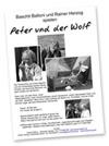 Bild: Flyer - Peter und der Wolf