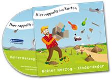 Bild: CD von Rainer